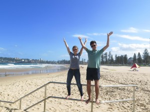 Nat and Tom at Manly-12