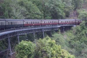 Cairns Mountain railway
