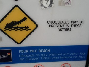 Croc warnings